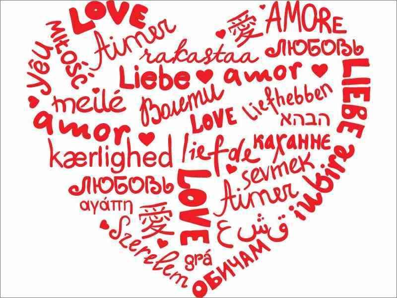 5 Kærlighedssprog