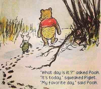 Peter Plys Pooh cartoons tegneserier