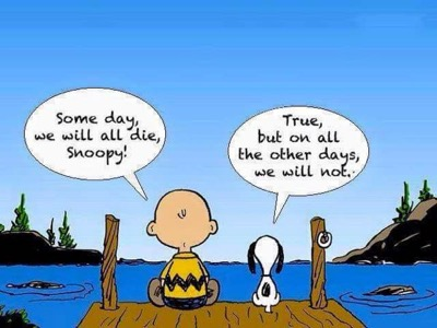 Vi skal alle dø - Nuser - Snoopy