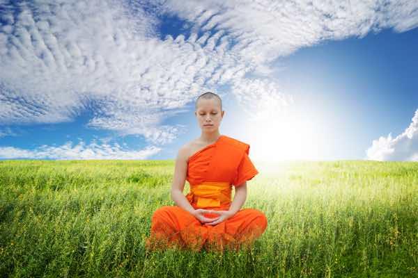 Mindfulness Meditation - Nærvær - Lev her og nu