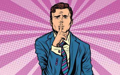 Når mænd lukker af og trækker sig: Derfor er han tavs