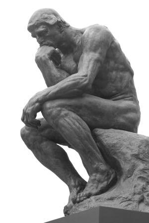 Maskulin bevidsthed: Tænkende mand - Terapi for mænd