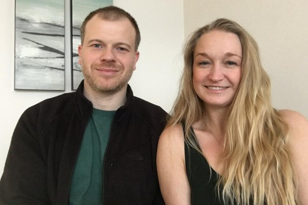 Sexolog Holger og Celestine - Online kursus for mænd - få mere sex i dit parforhold - nye sexteknikker