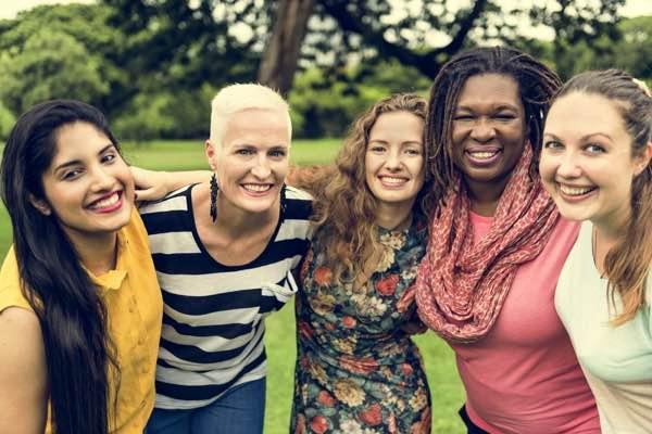 Kvindegruppe i København - Parforhold, tilknytning, mænd og intimitet