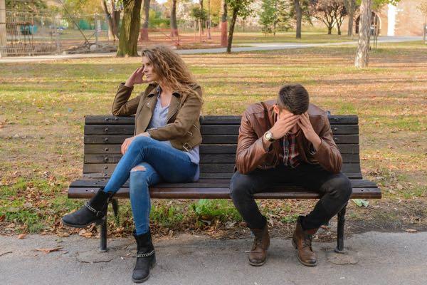 Konflikter og skænderi i parforholdet