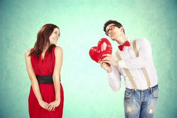Hvordan viser mænd deres kærlighed