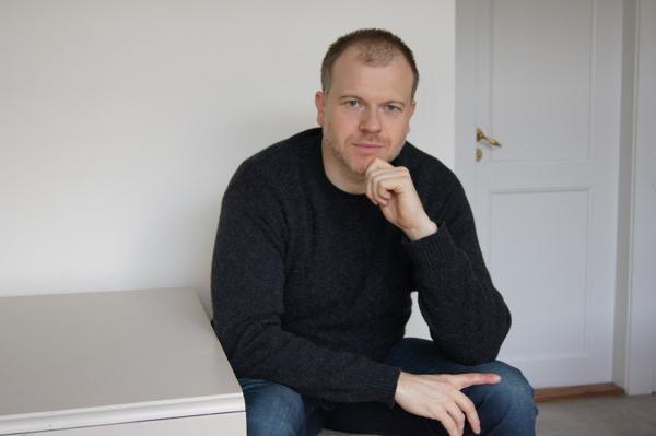 Holger Spanggaard er mandeterapeut og coach