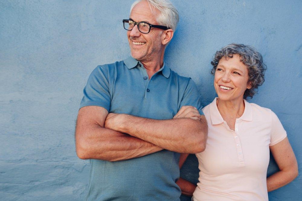 """Gift par på 65: """"Vi har ingen venner. Hvad gør vi?"""""""