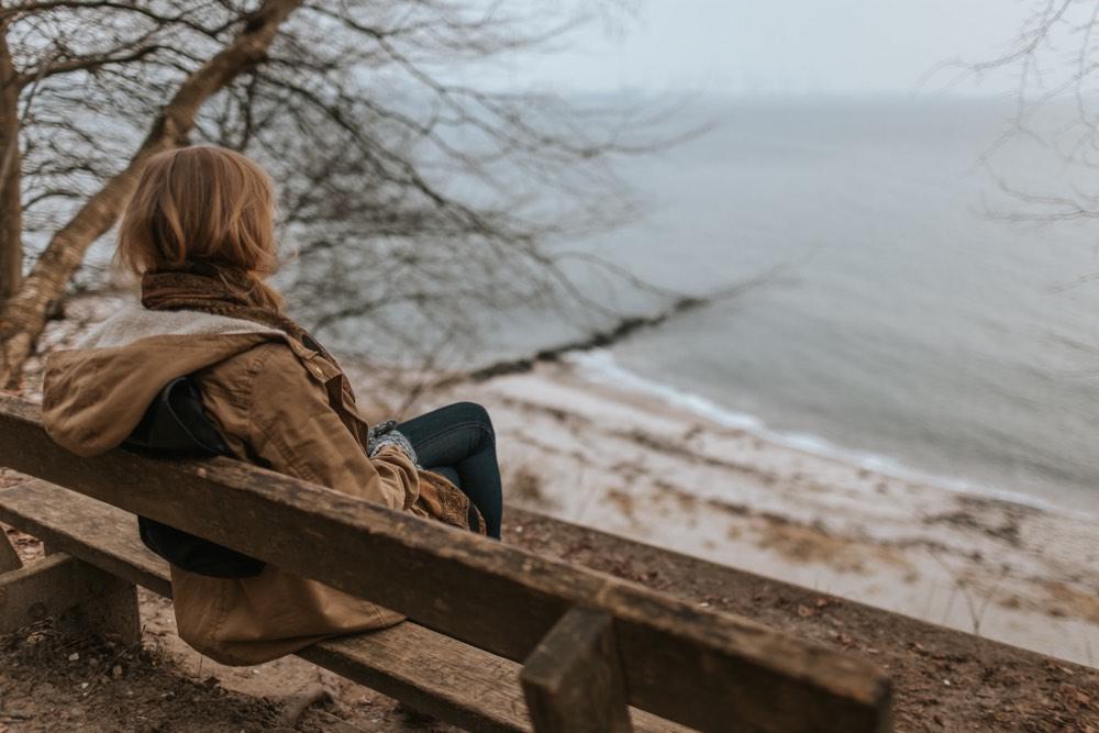 """Ulykkelig kvinde: """"Forladt pga. stress"""""""
