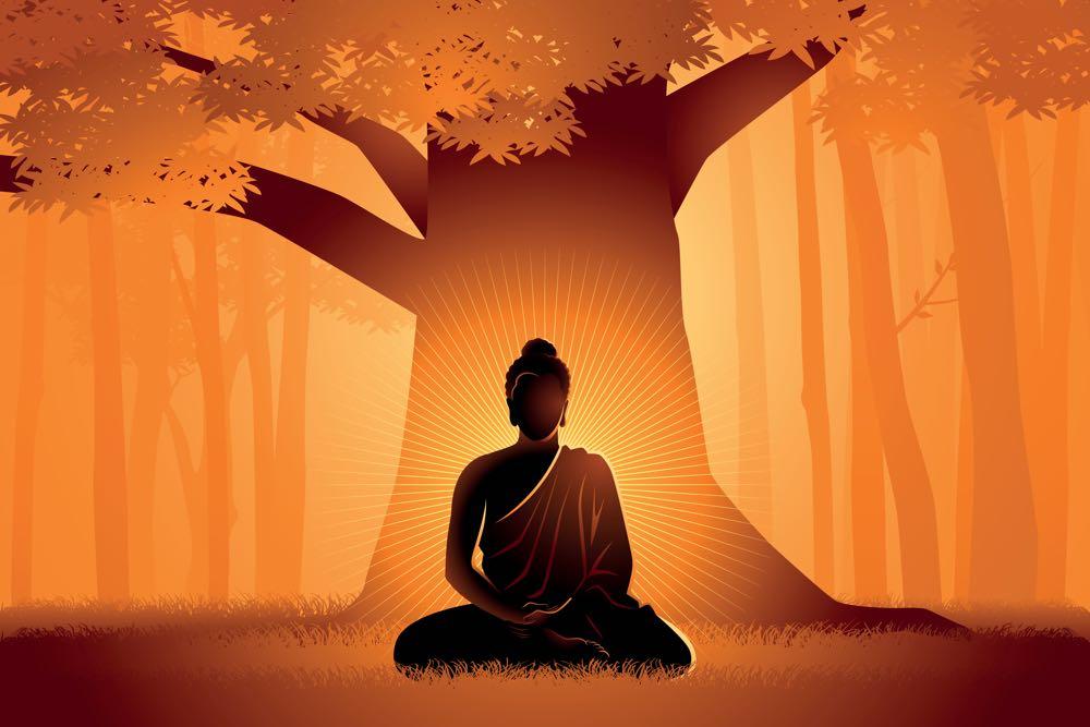 Buddhisme 1.del: Siddhartha Gautama – Prinsen som blev Buddha